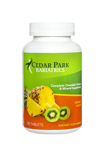 Tropical Chewable Multivitamin