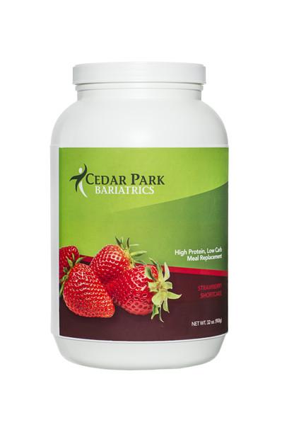 Strawberry Shortcake Protein Tub