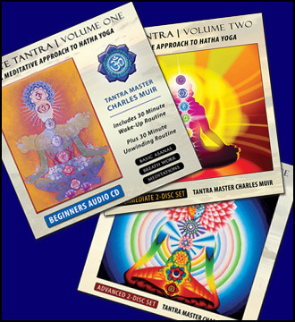 White Tantra Yoga Complete Set 3 Volumes 5cds Source School Of Tantra Yoga