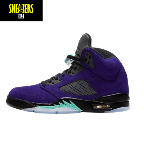 Air Jordan 5 Retro 'Alternate Grape' - 136027-500
