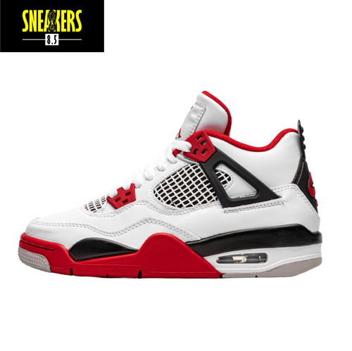 Air Jordan 4 Retro OG GS 'Fire Red' 2020 - 408452 160