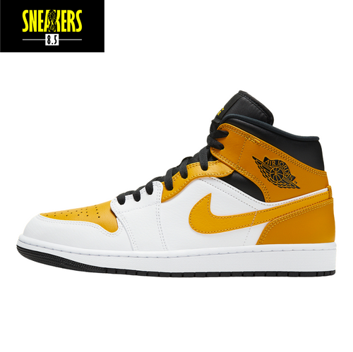 Air Jordan 1 Mid 'University Gold' - 554724 170