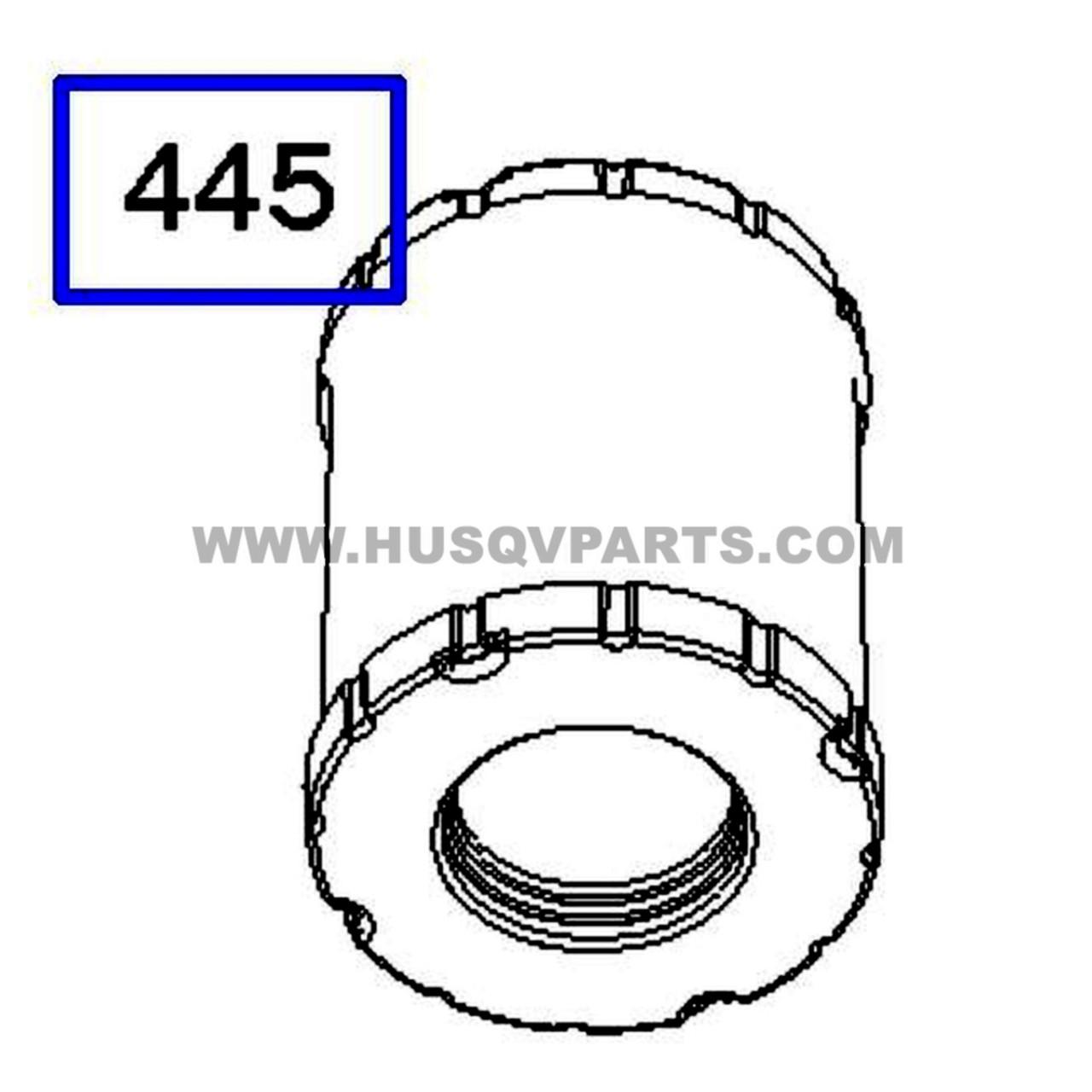 Parts Lookup Husqvarna Yth22V46 Air Filter BS 594201 Diagram  Apart