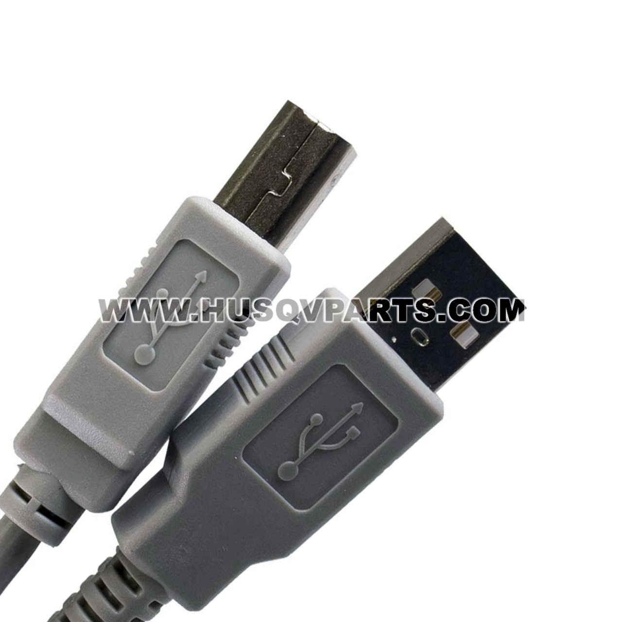 HUSQVARNA Cable White Alt Grey 577518102 Image 2