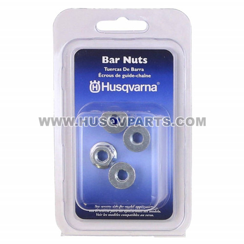 HUSQVARNA Bar Nuts In Clam 531300382 Image 1