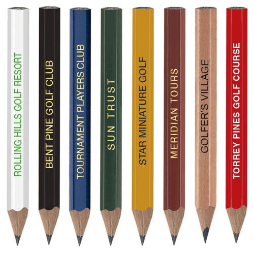 Golf Pencil (Hex)