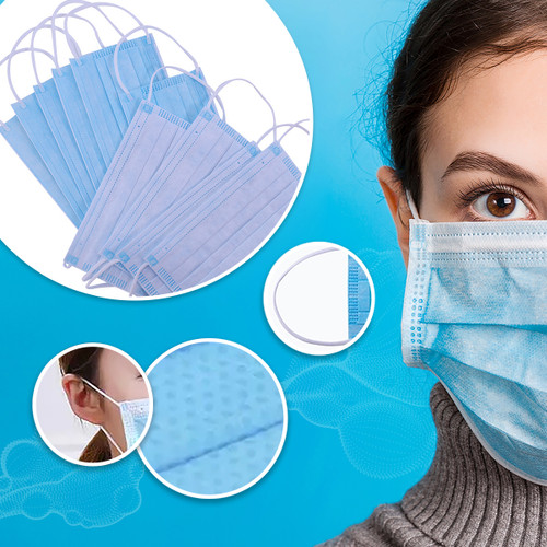 Protective Face Mask - Disposable (50 count box)