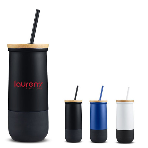 20 oz. Intrigue Vacuum Straw Tumbler