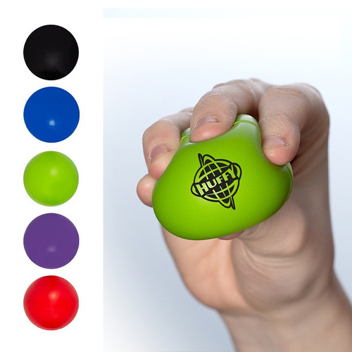 Mini Round Super Squish Stress Reliever