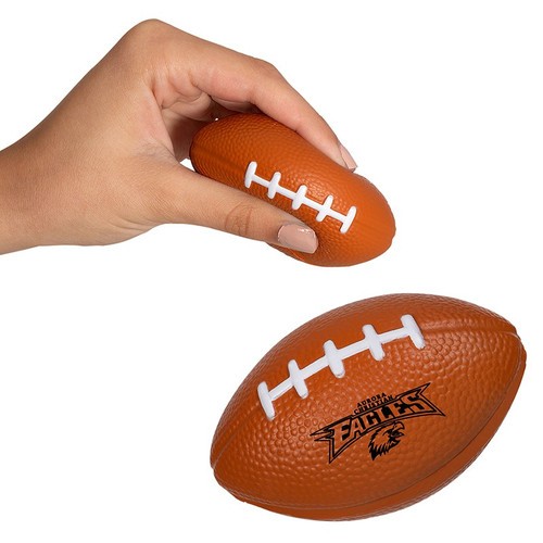 Football Super Squish Stress Reliever