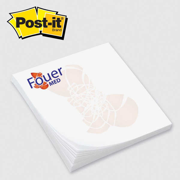 Post-it® Custom Printed Notes Full Color 50 - 3 x 3