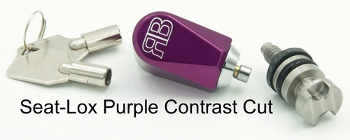Seat-Lox Purple CC
