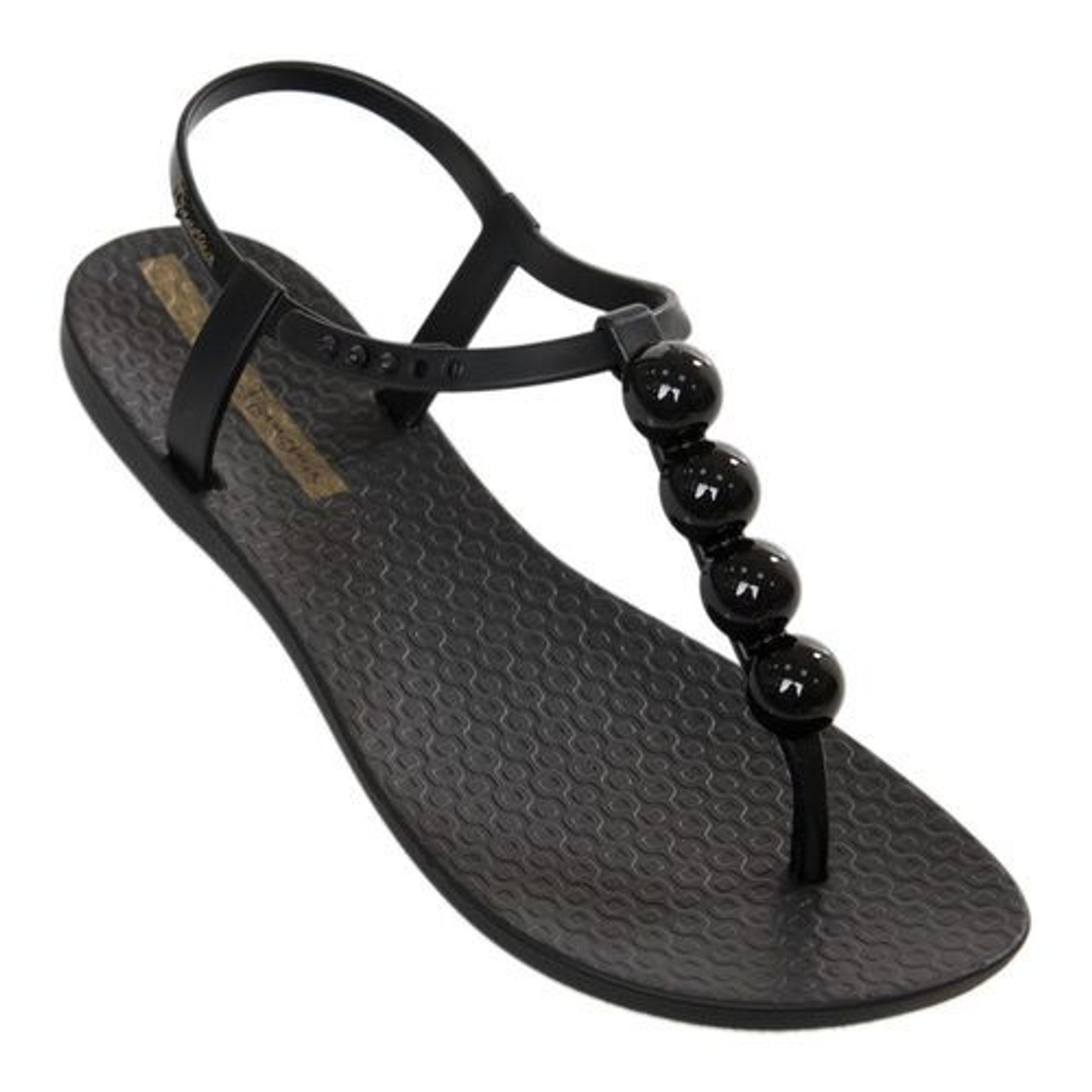 Sandals Strap Black Ipanema In Pearl T VqUGSzMp