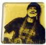Willie Nelson Coaster