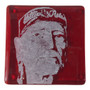 Willie Nelson Red Coaster