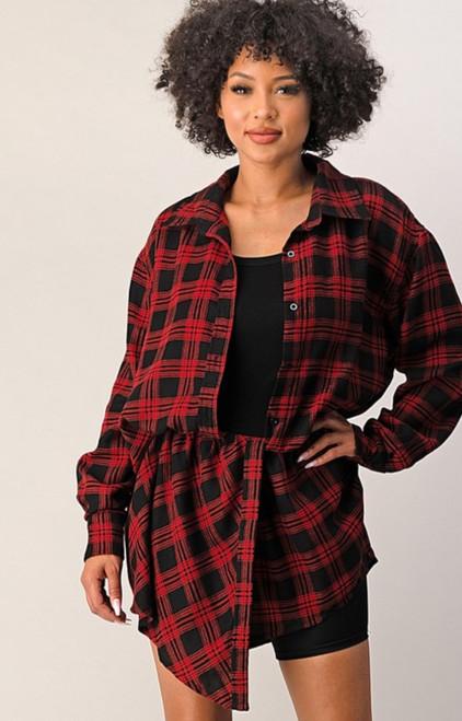 Lumberjack Shirtdress