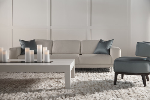 Meyer Sofa by American Leather at Artful Lodger in Charlottesville, VA