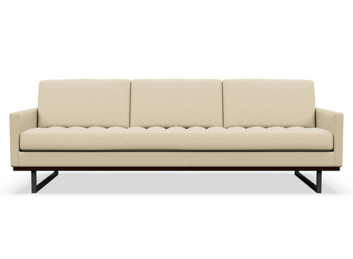 Tristan Sofa by American Leather at Artful Lodger in Charlottesville, VA