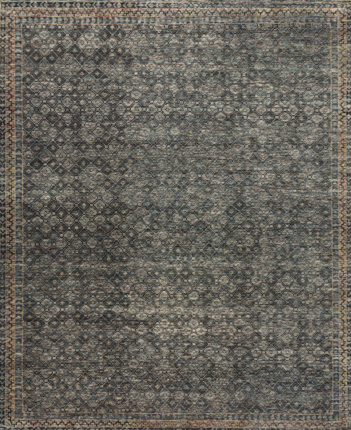 Armara Ink/Turquoise by Loloi Rugs at Artful Lodger in Charlottesville VA