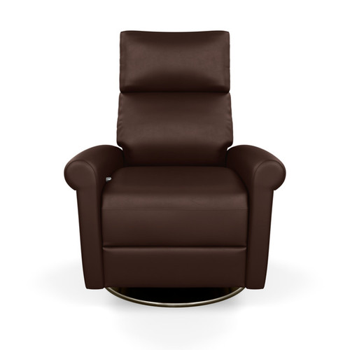 Leather Adley Comfort Recliner by American Leather at the Artful Lodger in Charlottesville, VA
