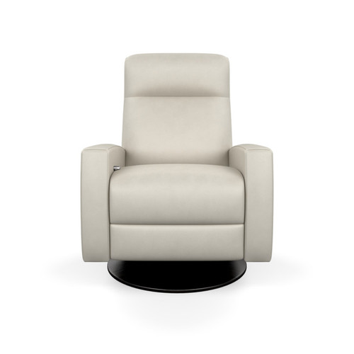 Leather Eva Recliner by American Leather at the Artful Lodger in Charlottesville, VA