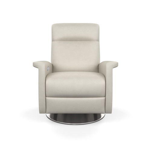 Leather Fallon Recliner by American Leather at the Artful Lodger in Charlottesville, VA