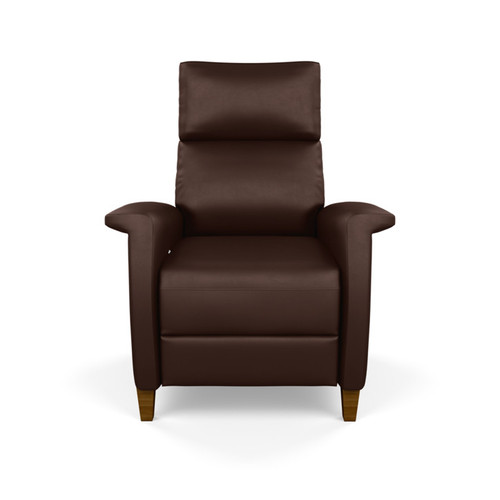 Leather Felix Recliner by American Leather at the Artful Lodger in Charlottesville, VA