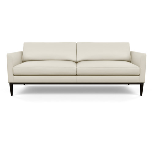 Leather Henley Sofa by American Leather at the Artful Lodger in Charlottesville, VA