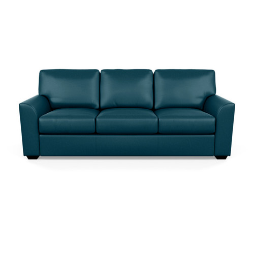 Leather Kaden Sofa by American Leather at the Artful Lodger in Charlottesville, VA