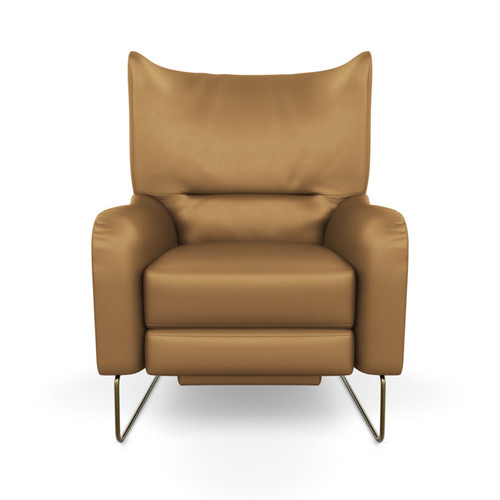 Leather Neeson Re-Invented Recliner by American Leather at the Artful Lodger in Charlottesville, VA
