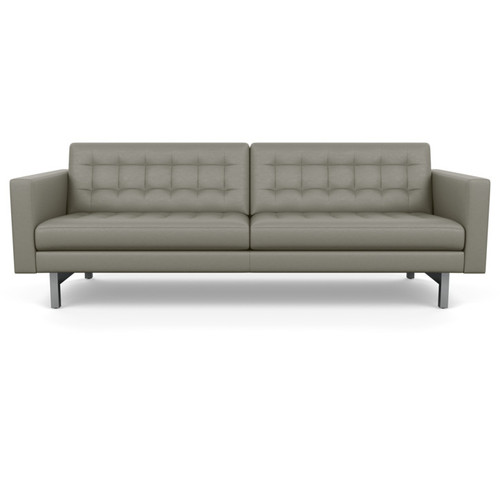 Leather Parker Sofa by American Leather at the Artful Lodger in Charlottesville, VA