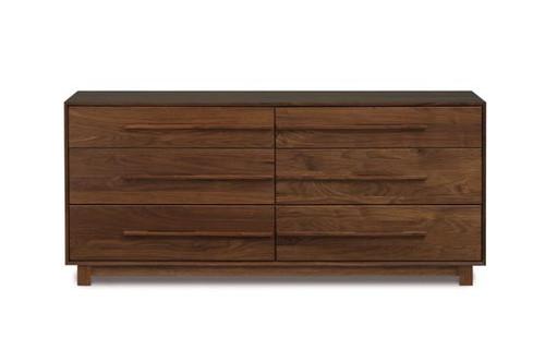 Sloane 6 Drawer Dresser by Copeland Furniture at the Artful Lodger in Charlottesville, VA