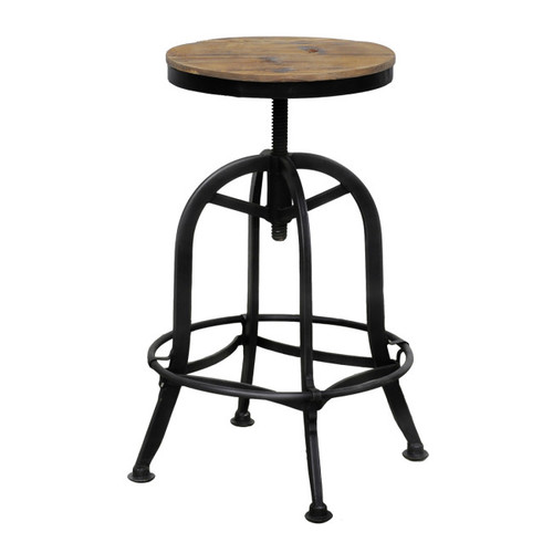 Akron Bar Stool by Classic Home Furniture at the Artful Lodger in Charlottesville, VA
