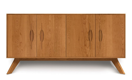 Audrey 4 Door Buffet by Copeland Furniture at the Artful Lodger in Charlottesville, VA