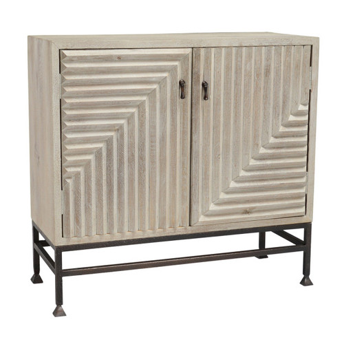 Finn 2 Door Cabinet by Classic Home Furniture at the Artful Lodger in Charlottesville, VA
