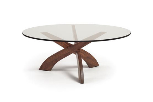 Entwine Coffee Table by Copeland Furniture at the Artful Lodger in Charlottesville, VA