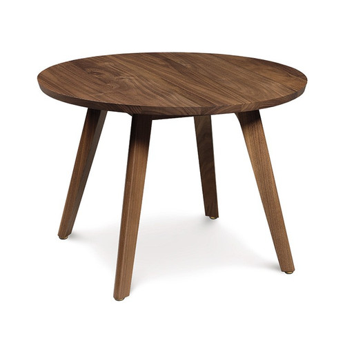 Catalina Side Table Walnut by Copeland Furniture at the Artful Lodger in Charlottesville, VA