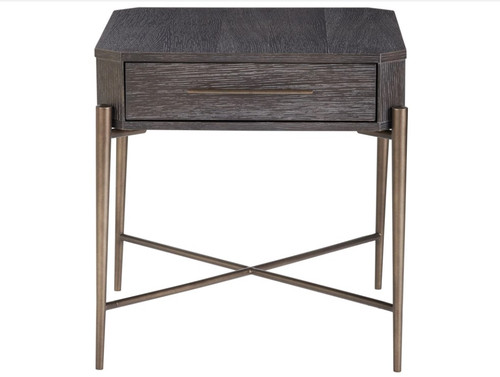 Oslo End Table by Universal Furniture at the Artful Lodger in Charlottesville, VA