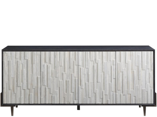 Oslo Entertainment Console by Universal Furniture at the Artful Lodger in Charlottesville, VA