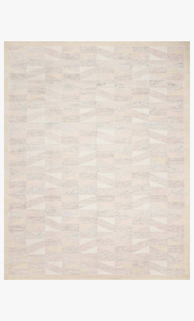 Evelina Natural by Loloi Rugs at the Artful Lodger in Charlottesville, VA