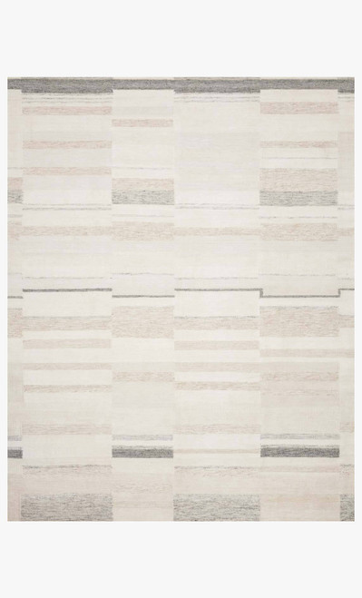 Evelina Ivory/Beige by Loloi Rugs at the Artful Lodger in Charlottesville, VA