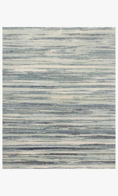 Halcyon Sky/Denim by Loloi Rugs at the Artful Lodger in Charlottesville, VA