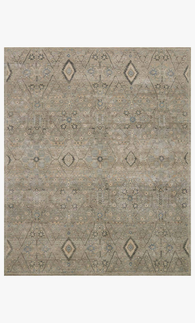 Legacy Stone by Loloi Rugs at the Artful Lodger in Charlottesville, VA