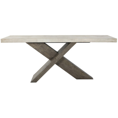 Durant Console Table by Classic Home at the Artful Lodger in Charlottesville, VA