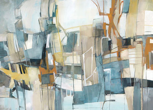 Reinterpret II by Art For Lodgers at the Artful Lodger in Charlottesville, VA