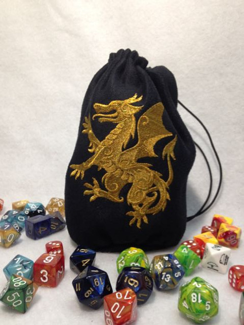 Gilden Dragon Dice Bag