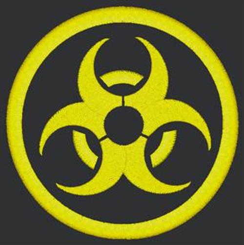 Biohazard Dice Bag