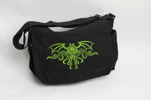 Cthulhu Messenger Bag