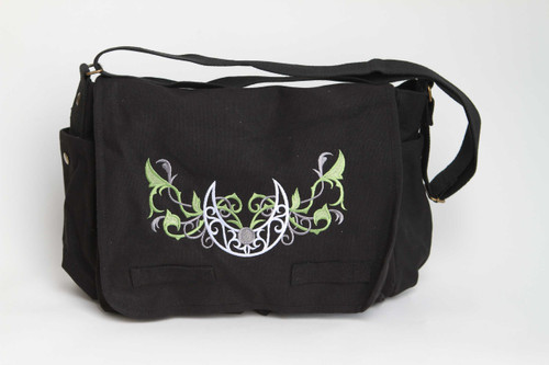 Elven Moon Messenger Bag