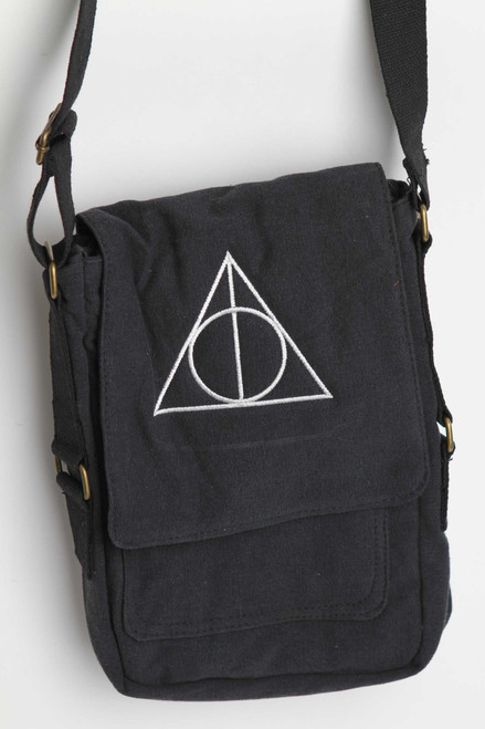 Deathly Hallows Tech Bag
